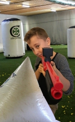 Kids Paintball ab 9 Jahren