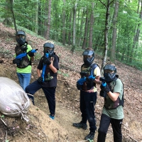 Kinder Paintball Steiermark nähe Graz